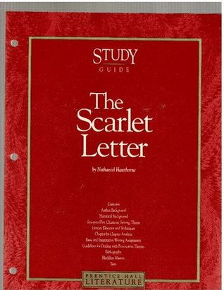 a comparison of novels the scarlet letter and the ministers black veil