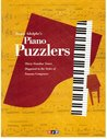 Piano Puzzlers: Thirty Familiar Tunes Disguised in the Styles of Famous Composers