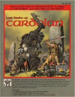 Lost Realm of Cardolan (Middle Earth Role Playing/MERP #3700)
