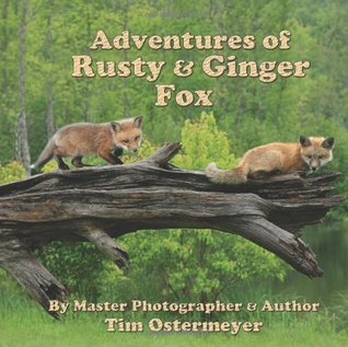 Adventures of Rusty & Ginger Fox by Tim Ostermeyer
