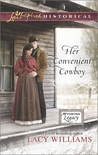 Her Convenient Cowboy (Wyoming Legacy, #5)