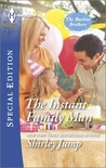 The Instant Family Man (The Barlow Brothers #2)