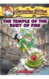 The Temple of the Ruby of Fire (Geronimo Stilton, #14)