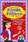 One Garish Ghost & Blueberry Peach Jam (Dead by the Numbers, #1)