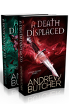 A Death Displaced / A Body Displaced (Lansin Island #1-2)