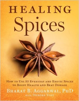 Healing Spices by Bharat B. Aggarwal