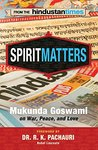 Spirit Matters: From the Hindustan Times