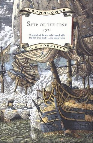 Ship of the Line (Hornblower Saga: Chronological Order, #7)