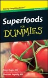 Superfoods for Dummies Portable Collection Edition