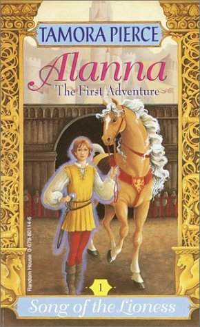 Alanna by Tamora Pierce