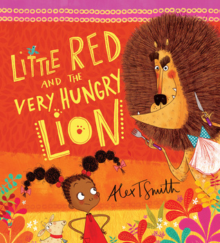 Image result for little red and the very hungry lion