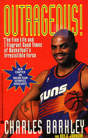 Outrageous! by Charles Barkley