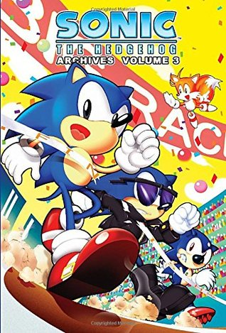 Sonic the Hedgehog Archives by Mike Gallagher