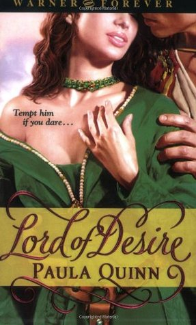 Lord of Desire (The Risande Family, #1)