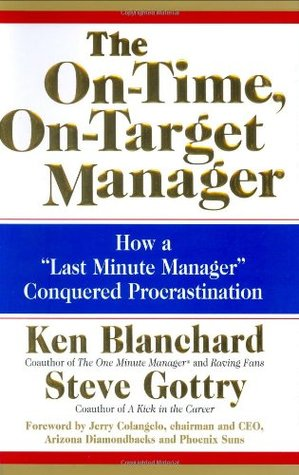 book review of one minute manager pdf free