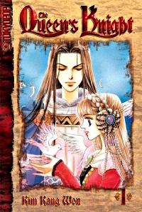 The Queen's Knight, Volume 1 by Kim Kang-Won