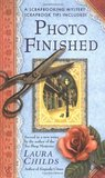 Photo Finished (A Scrapbooking Mystery, #2)