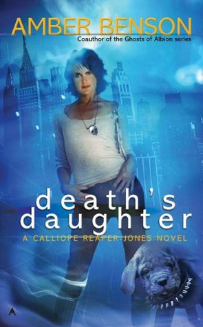 Death's Daughter by Amber Benson