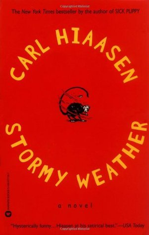 Stormy Weather by Carl Hiaasen