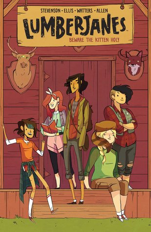 Lumberjanes, Vol. 1: Beware the Kitten Holy (Lumberjanes #1-4)