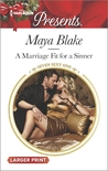 A Marriage Fit for a Sinner (Seven Sexy Sins #6)