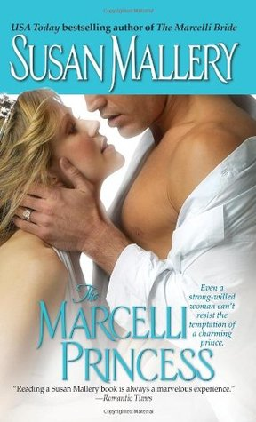 The Marcelli Princess by Susan Mallery