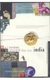 The Wonder That Was India by Arthur Llewellyn  Basham
