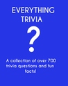 Everything Trivia by L.Waldrop