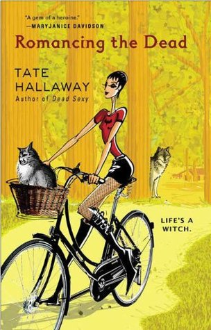 Romancing the Dead by Tate Hallaway