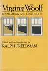 Virginia Woolf: Revaluation and Continuity, a Collection of Essays