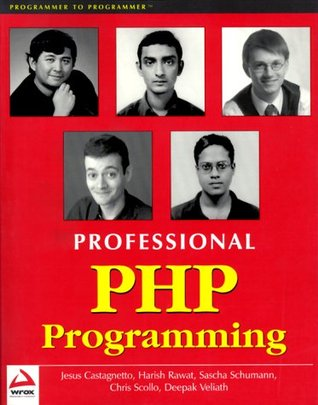Professional PHP Programming by Sascha Schumann