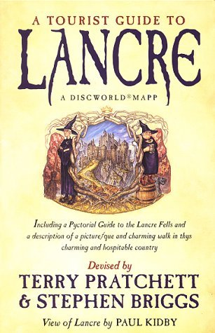 A Tourist Guide to Lancre by Terry Pratchett