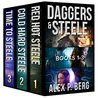 Daggers & Steele, Books 1-3