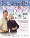 Formula 101: Maintaining 40-30-30 Nutrition for a Lifetime