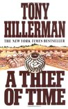 A Thief of Time (Leaphorn & Chee, #8)