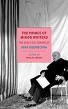 The Prince of Minor Writers: The Selected Essays