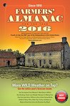 2016 Farmers' Almanac: Annual Winter Outlook Plus Much More!