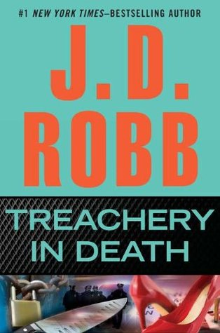 Treachery in Death (In Death, #32)