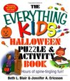 Everything Kids' Halloween Puzzle and Activity Book Mazes, Activities, and Puzzles for Hours of Spine-Tingling Fun