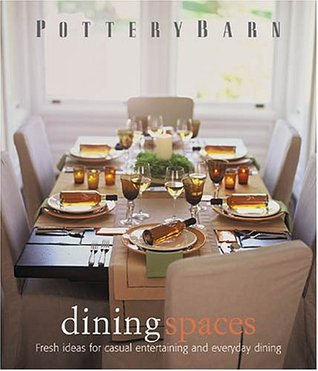 Pottery Barn Dining Spaces