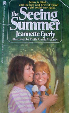 The Seeing Summer by Jeannette Eyerly