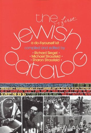 The First Jewish Catalog: A Do-It-Yourself Kit