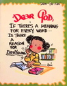 Dear God...If There Is a Meaning For Every Word, Is There a Reason For Everything? (Dear God Kids)