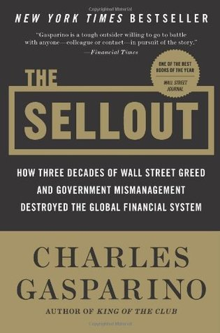 The Sellout by Charles Gasparino