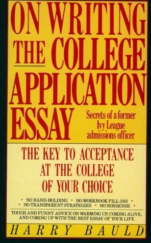 books on college essay writing