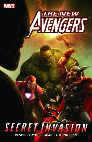 The New Avengers, Vol. 8: Secret Invasion Book 1