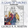 The Official A Game of Thrones Coloring Book: An Adult Coloring Book