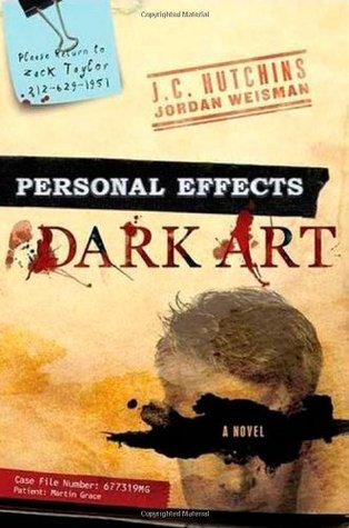 Personal Effects by J.C. Hutchins