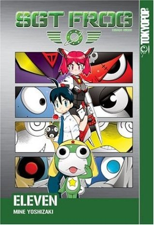 Sgt. Frog, Vol. 11 by Mine Yoshizaki
