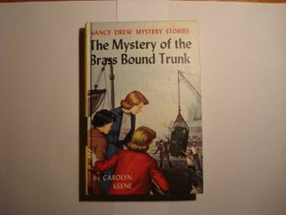 Mystery of the Brass-Bound Trunk by Carolyn Keene